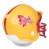Arizona State Sun Devils Football Car Antenna Topper / Desktop Spring Stand Bobble (White Smiley)