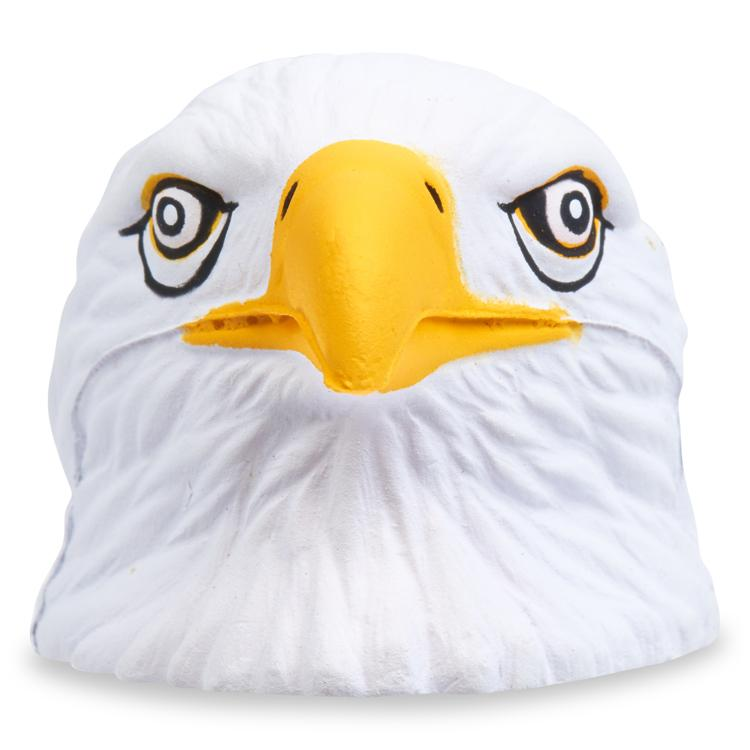 Tenna Tops Bald USA American Bald Eagle Antenna Topper / Desktop Bobble Buddy