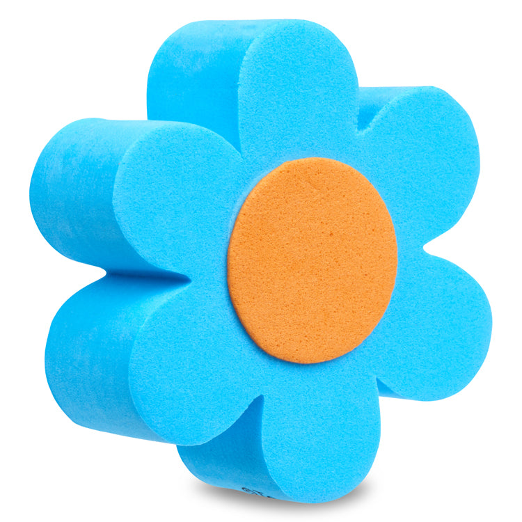 Tenna Tops Blue Daisy Car Antenna Topper / Desktop Bobble Buddy (Fits Thick Fat Style Antenna)