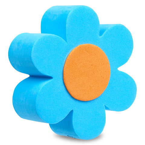 Tenna Tops Blue Daisy Car Antenna Topper / Desktop Spring Stand Bobble (Fits Thick Fat Style Antenna)