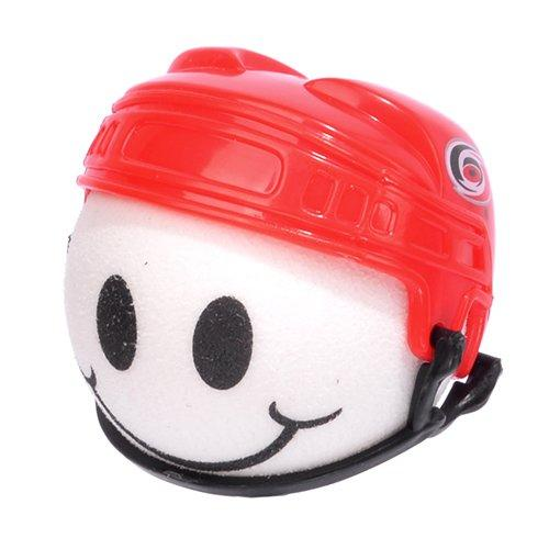 Carolina Hurricanes Helmet Head Car Antenna Topper / Desktop Bobble Buddy (NHL Hockey)