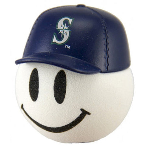 Seattle Mariners Cap Head Car Antenna Topper / Desktop Bobble Buddy (MLB Baseball)