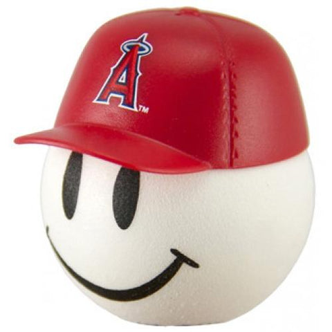LA Angels Cap Head Car Antenna Topper / Desktop Bobble Buddy (MLB Baseball)