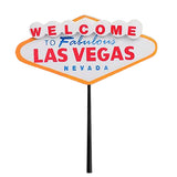 HappyBalls Las Vegas Sign Antenna Topper / Mirror Hanger / Desktop Bobble Buddy