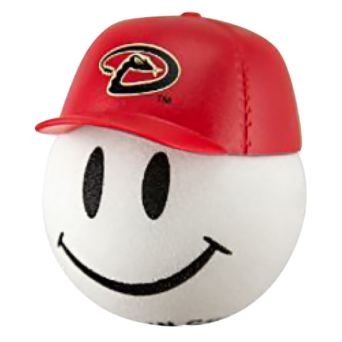Arizona Diamondbacks Cap Head Car Antenna Topper / Desktop Bobble Buddy (MLB Baseball)