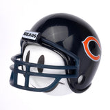 Chicago Bears Helmet Head Team Car Antenna Topper / Desktop Bobble Buddy (NFL Football)