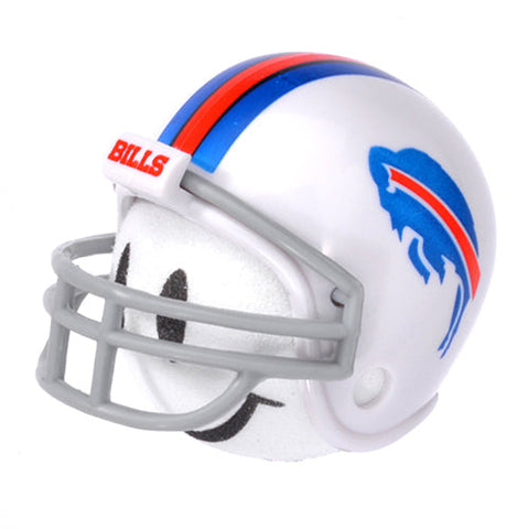 Buffalo Bills Helmet Head Team Car Antenna Topper / Desktop Bobble Buddy (NFL Football)
