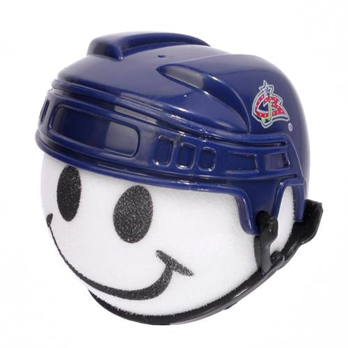 Columbus Blue Jackets NHL Hockey Car Antenna Topper / Desktop Spring Stand