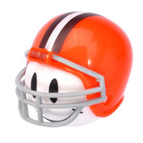 Cleveland Browns Helmet Head Team Car Antenna Topper / Desktop Spring Stand Bobble Buddy (NFL Football)