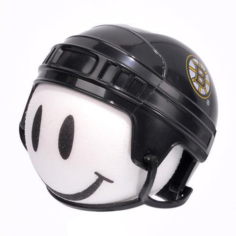 Boston Bruins Helmet Head Car Antenna Topper / Desktop Bobble Buddy (NHL Hockey)