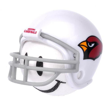 Arizona Cardinals Helmet Head Team Car Antenna Topper / Desktop Bobble Buddy (NFL Football)