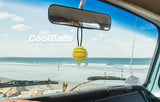 Coolballs Volleyball Car Antenna Topper / Desktop Bobble Buddy