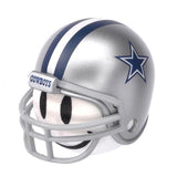 Dallas Cowboys Helmet Head Team Car Antenna Topper / Desktop Spring Stand Bobble Buddy (NFL Football)