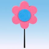 Tenna Tops Pink Daisy Car Antenna Topper / Desktop Bobble Buddy
