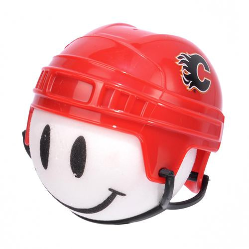 Calgary Flames NHL Hockey Car Antenna Topper / Desktop Spring Stand Bobble