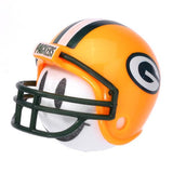 Green Bay Packers Helmet Head Team Car Antenna Topper / Desktop Spring Stand Bobble Buddy (NFL Football)