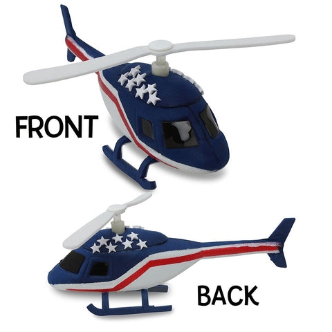 Coolballs Helicopter w Blades Antenna Topper