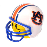 Auburn Tigers Helmet Head Team Car Antenna Topper / Desktop Bobble Buddy (College Football)(Yellow Face)