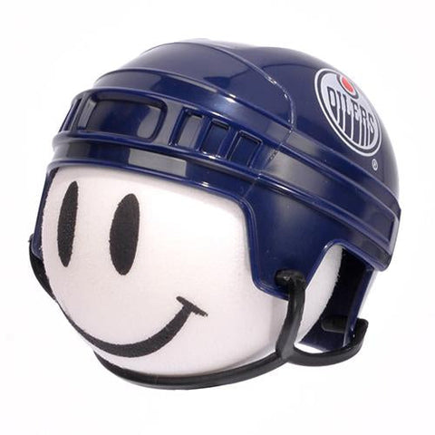 Edmonton Oilers NHL Hockey Car Antenna Topper / Desktop Spring Stand Bobble
