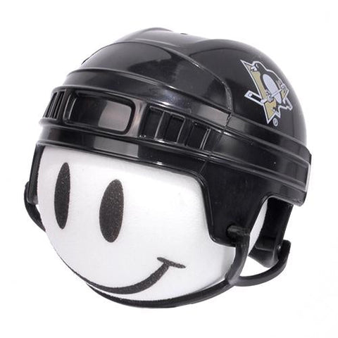 Pittsburgh Penguins NHL Hockey Car Antenna Topper / Desktop Spring Stand Bobble