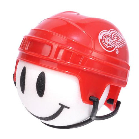 Detroit Red Wings Helmet Head Car Antenna Topper / Desktop Spring Stand Bobble Buddy (NHL Hockey)