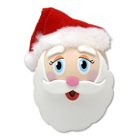Tenna Tops Winter Santa Claus Antenna Topper / Desktop Bobble Buddy
