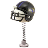 Baltimore Ravens NFL Football Antenna Topper / Desktop Spring Stand