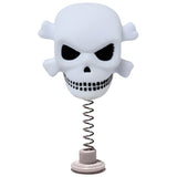 Coolballs Skull Crossbones Antenna Topper (Rare) / Desktop Bobble Buddy