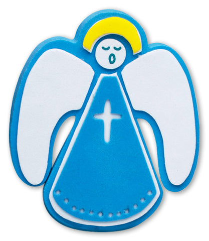 Tenna Tops Pretty Angel Car Antenna Topper / Desktop Spring Stand Bobble