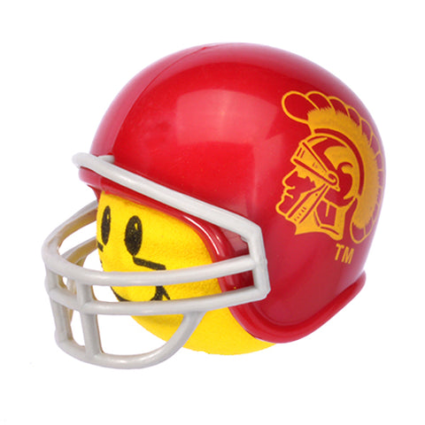 HappyBalls USC Trojans College Football Car Antenna Topper / Desktop Spring Stand