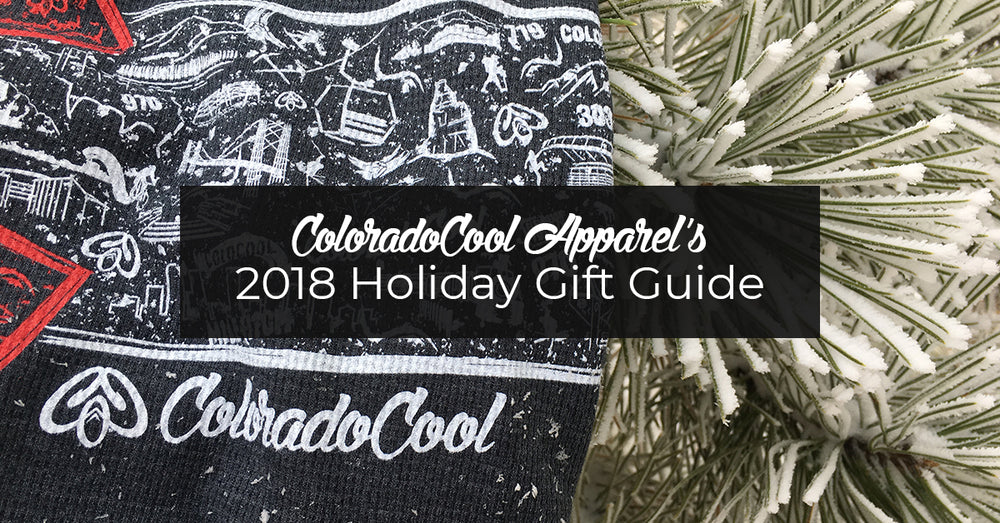 ColoradoCool 2018 Holiday Gift Guide
