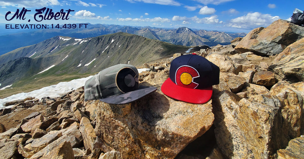 Hiking to the Top of Colorado - Mt. Elbert