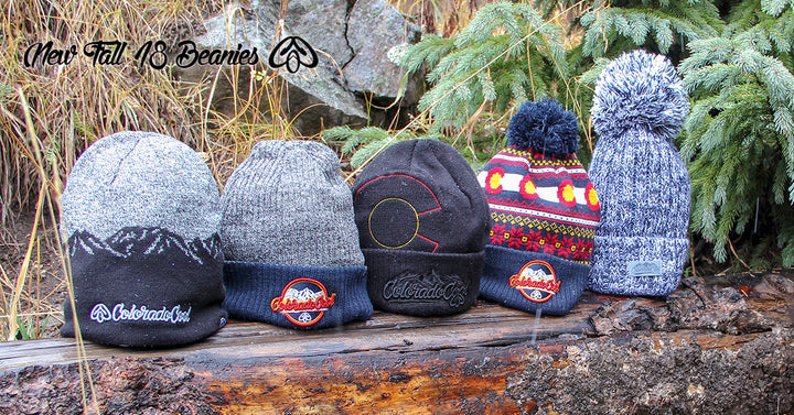 NEW Fall 18 Beanies - ColoradoCool Apparel