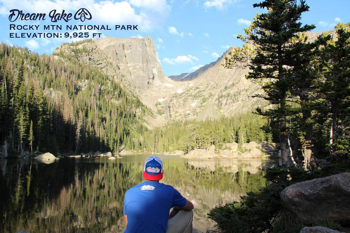 Dream Lake/Emerald Lake (RMNP)