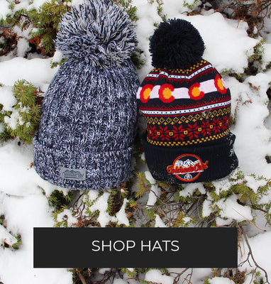 ColoradoCool Apparel Beanies