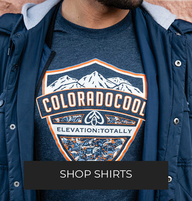 ColoradoCool Apparel Colorado Shirts