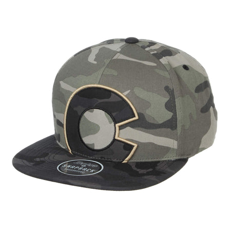 Colorado Flag Camo Hat