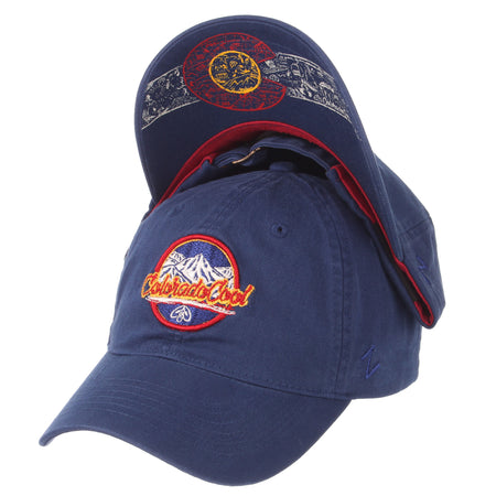 Colorado Flag Hat ColoradoCool Apparel