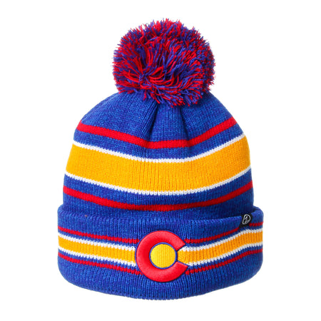 Colorado Flag Beanie