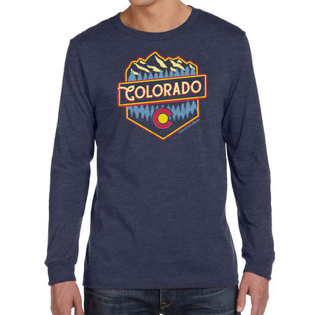 Colorado Flag LongSleeve Shirt