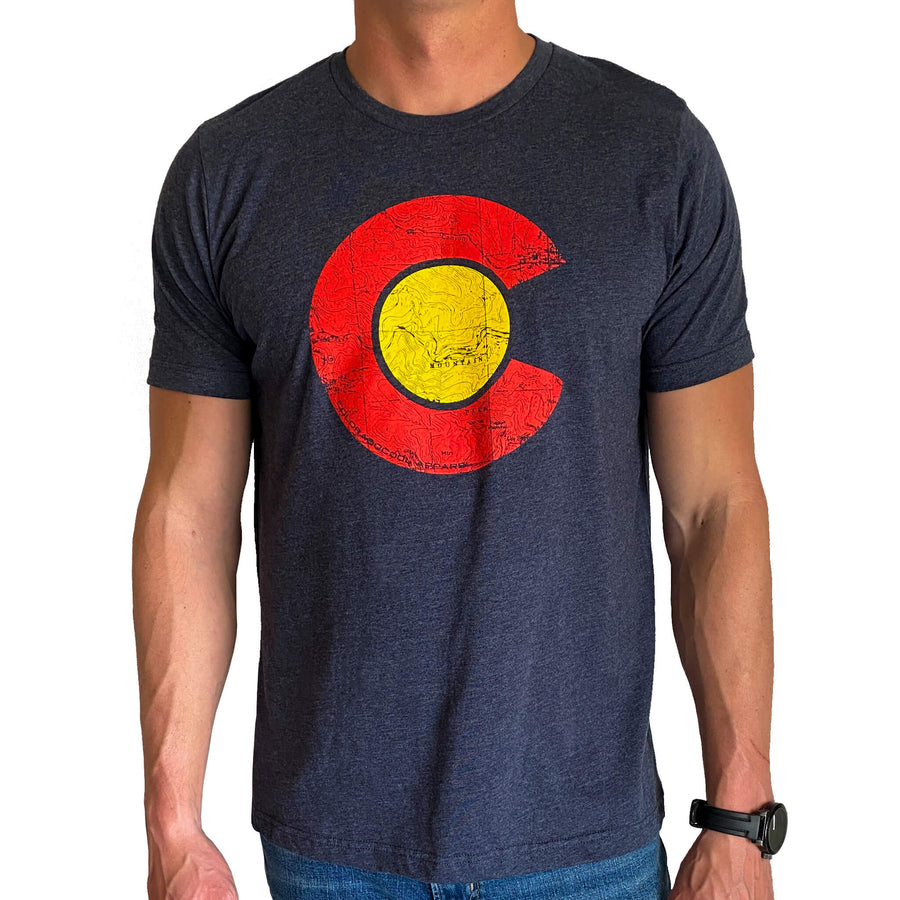 Colorado Flag T Shirt