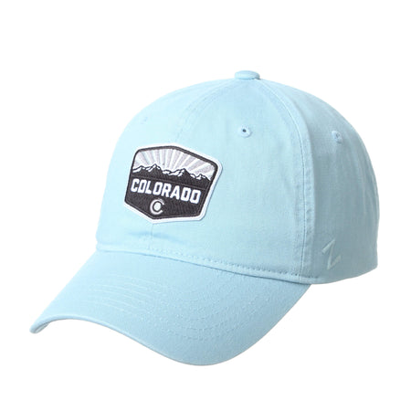 Colorado Hat Washed Blue