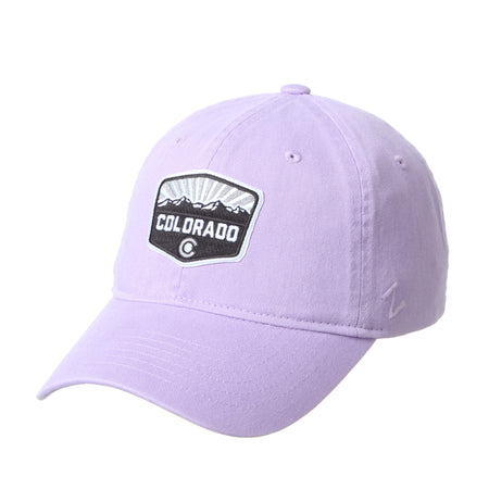 Colorado Hat Lavender Washed