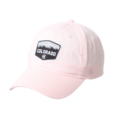 Colorado Hat Light Pink