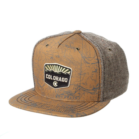 Colorado Hat Topo Map
