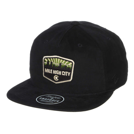 Mile High City Denver Colorado Hat