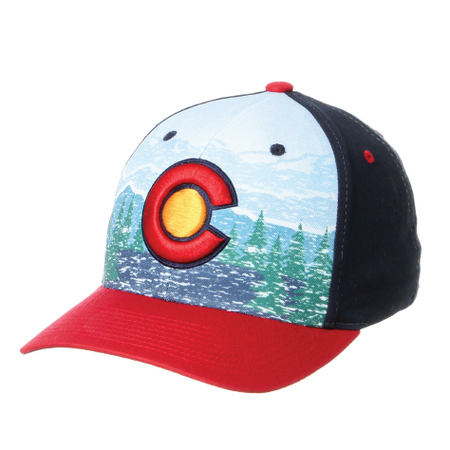 Colorado Mountain Hat
