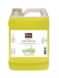 4 lbs 100% Cold Pressed Natural Aloe Vera Oil Unrefined