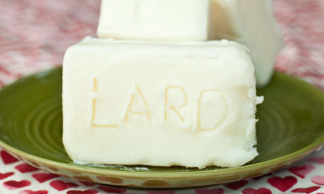 7 LBS High Quality Organic Lard