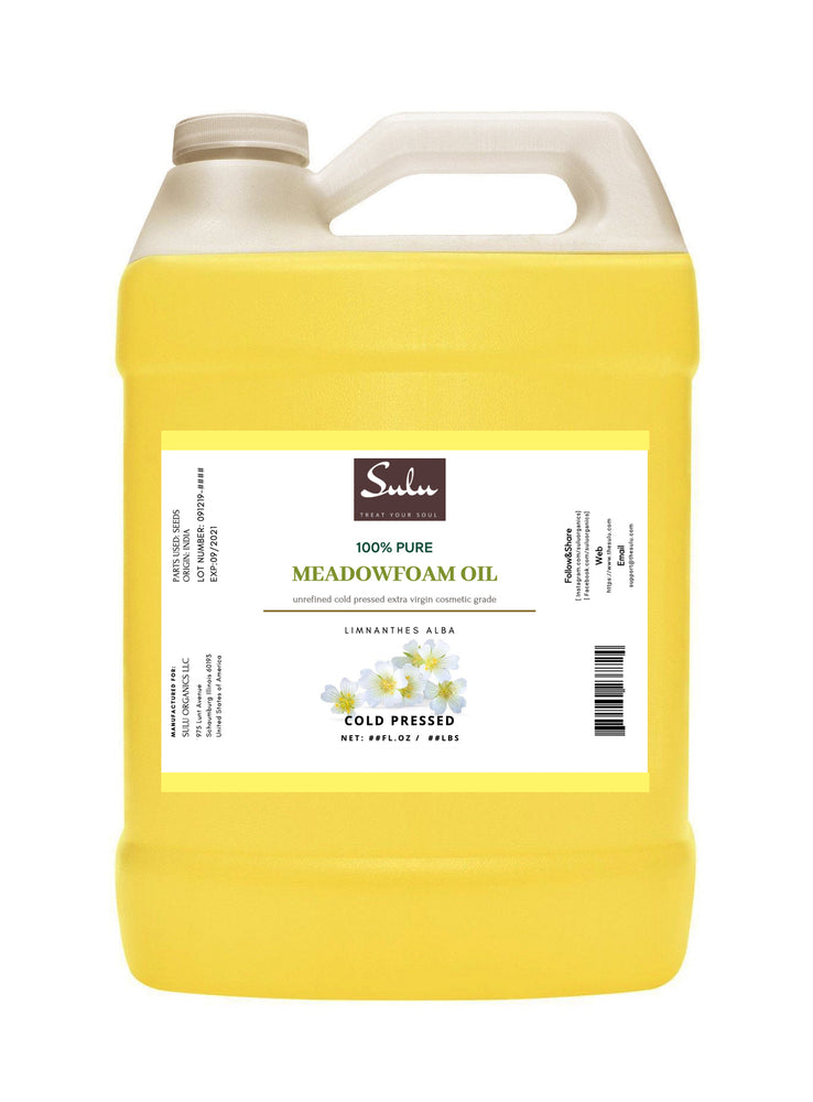 7 LBS 100% PURE FIRST COLD PRESS Meadowfoam Seed Oil All Natural Premium Quality